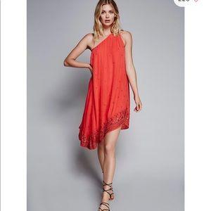Free People Starbright mini dress